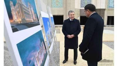 Shavkat Mirziyoyev: Islom sivilizatsiyasi markazi asrlar davomida xalqimizga xizmat qiladi